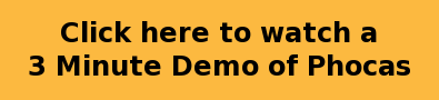 Click here to watch a 3 Minute Demo of Phocas