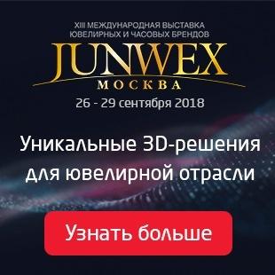 JUNWEX МОСКВА 2018