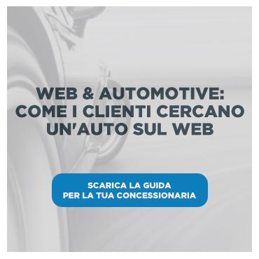 call to action guida alla vendita auto online