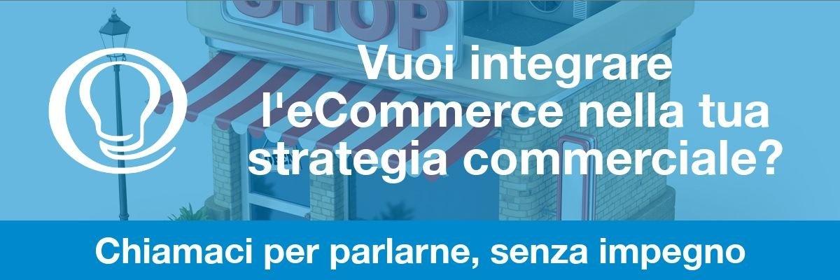 integrare l'eCommerce nella strategia commerciale