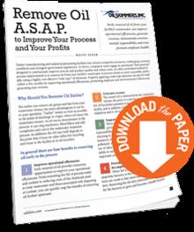 Download white paper: Remove Oil ASAP