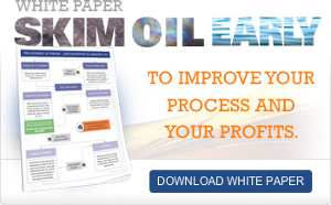 Free White Paper - Skim Oil Early