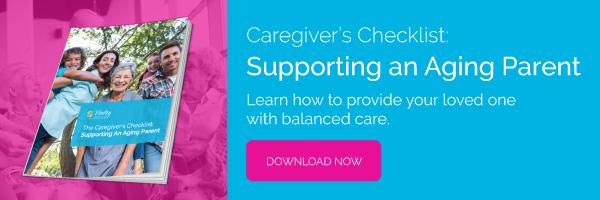caregiver's checklist