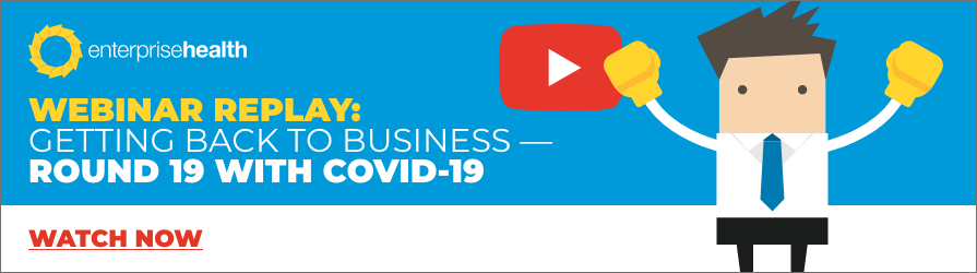 Webinar Replay: Getting Back to Business - Round 19 with COVID-19