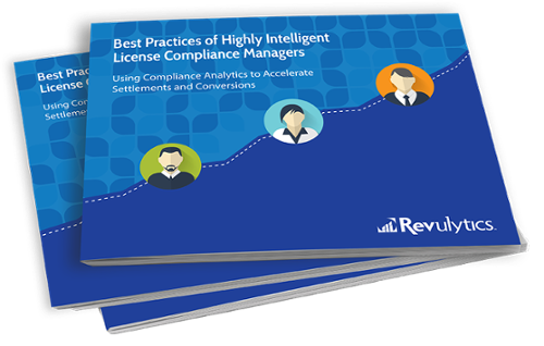 Download Best Practices of Highly Intelligent License Compliance Managers