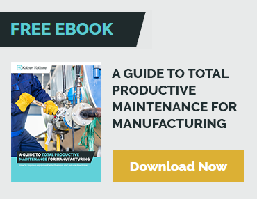 Free eBook - A guide to total productive maintenance for manufacturing