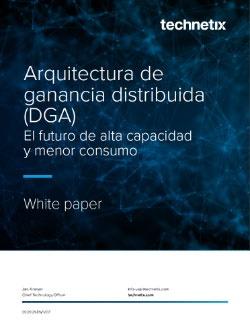 Arquitectura de ganancia distribuida (DGA)