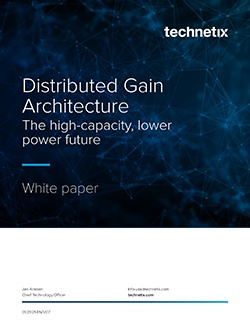 Distributed Gain Architecture