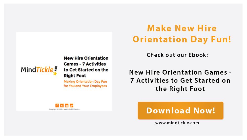 does the company have an orientation programme Find out how to set up a new employee orientation program here bright hub and even suggestions a new employee may offer that your company doesn't currently have.