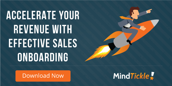 Increase your topline revenue with an effective sales onboarding program