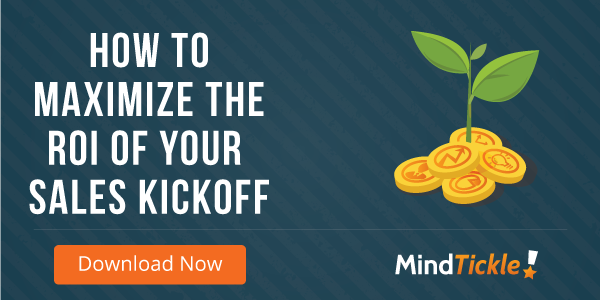 Maximize the ROI of Your Sales Kickoff