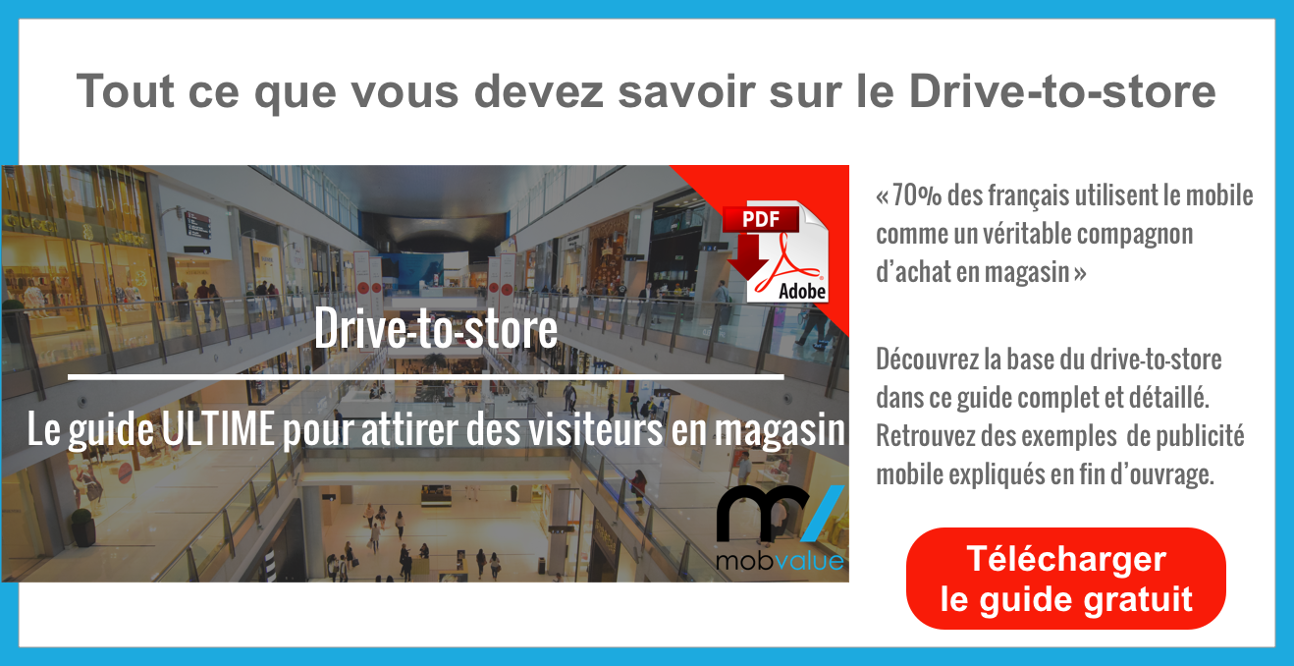 Drive-to-store, le guide complet pour attirer vos clients.