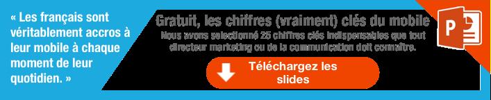 Les Français sont accros : Téléchargez les chiffres du mobile !