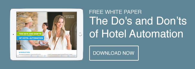 Free Whitepaper: Do's and Don'ts of Hotel Automation