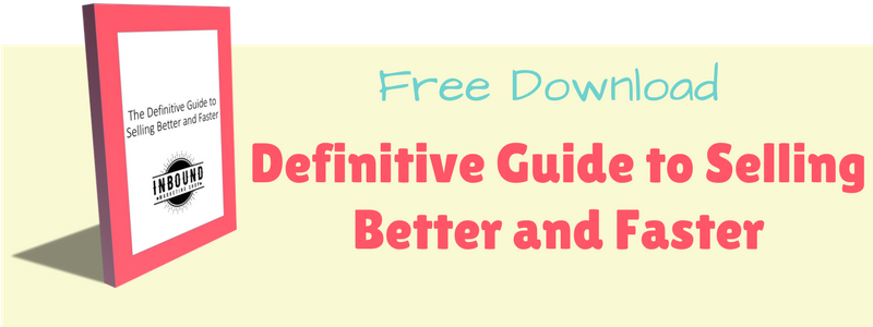 download definitive guide to selling better and faster