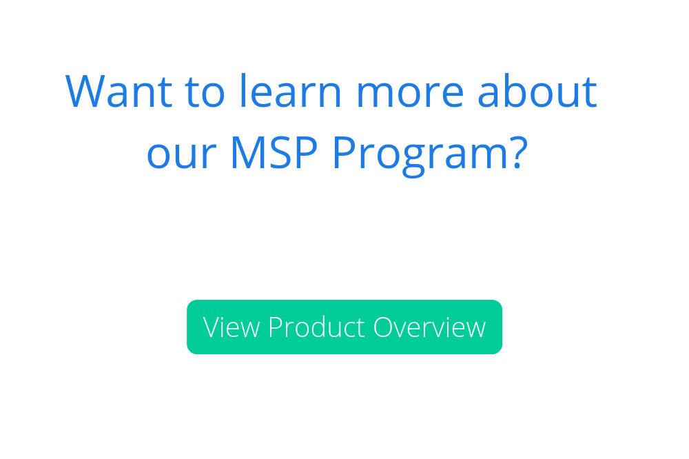 MSP call to action