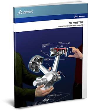 Dassault Systemes CATIA 3D Master whitepaper - read it here