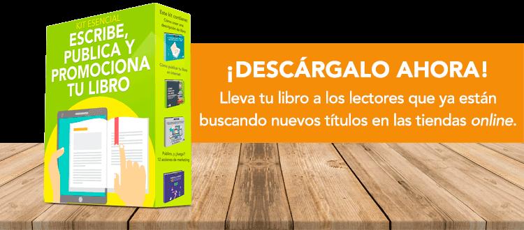 Escribe y promociona tu libro en internet