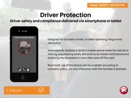 Romex's Driver Protection App