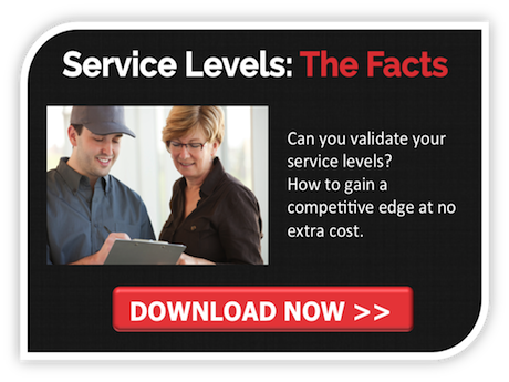Service Levels: The Facts