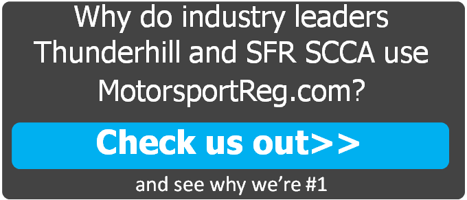 Thunderhill Raceway San Francisco Region SCCA SFR