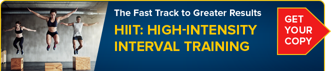 The Fast Track to Greater Results | HIIT: High=Intensity Interval Training - Get Your Copy