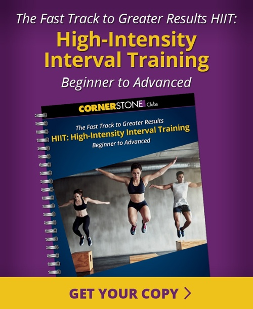 Get Your Copy of HIIT: High-Intensity Interval Training