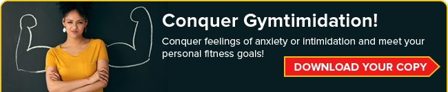 Conquer Gymtimidation! Download your copy now!