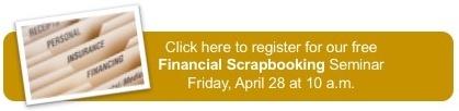 Financial Scrapbooking