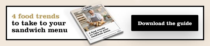 4 foods trends