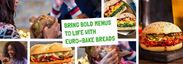 Eurobake USA Our Bread is Your Canvas