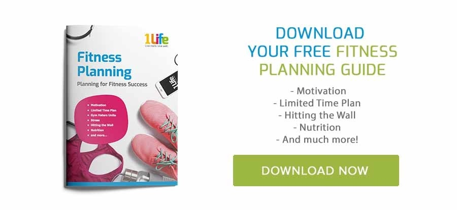 Get Your FREE Fitness Planning Guide