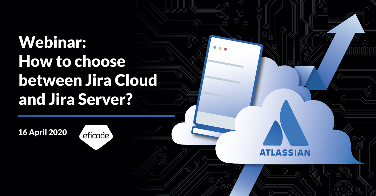 webinar on April 16th to choose between cloud and server