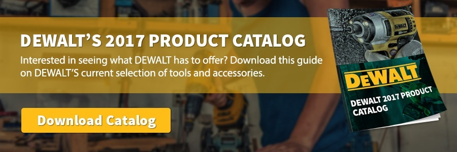 DeWalt's 2017 Product guide download