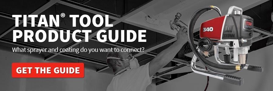 Titan tool product guide cta