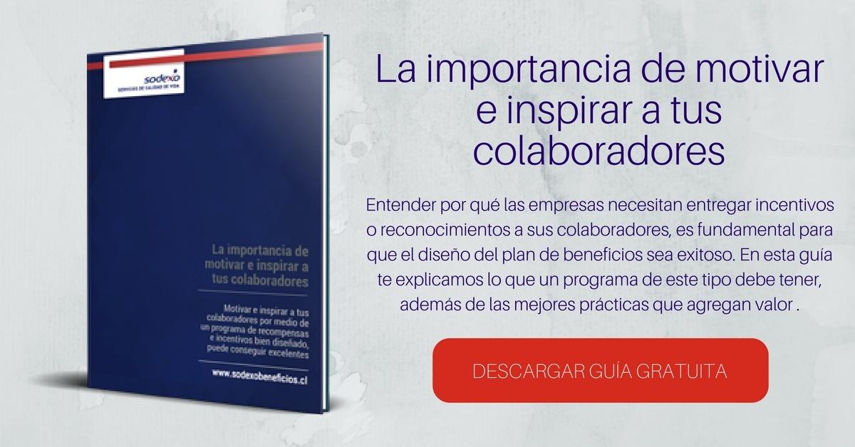 Ebook la importancia de motivar e inspirar a tus colaboradores