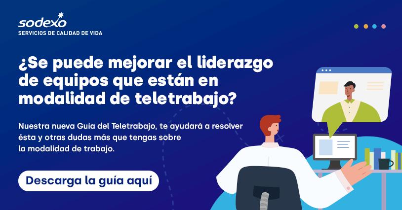 Guia Teletrabajo Sodexo 2021