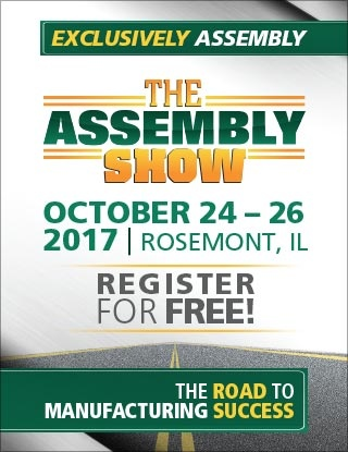 Register to attend The ASSEMBLY Show for FREE!