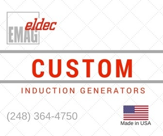 Learn more about custom induction generators by eldec LLC.