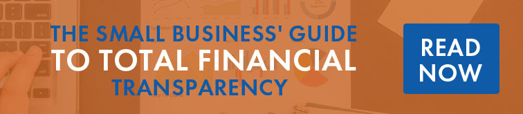 The Small Business' Guide to Total Financial Transparency