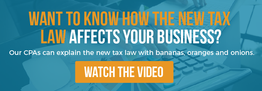 Watch the New Tax Law Seminar Now