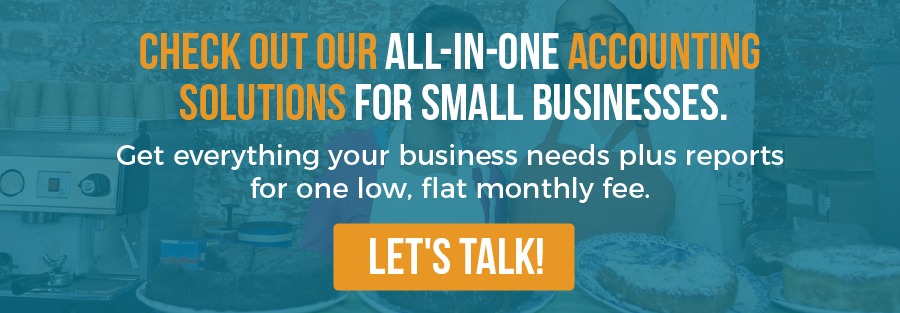 All In One Accounting Solutions for Small Businesses