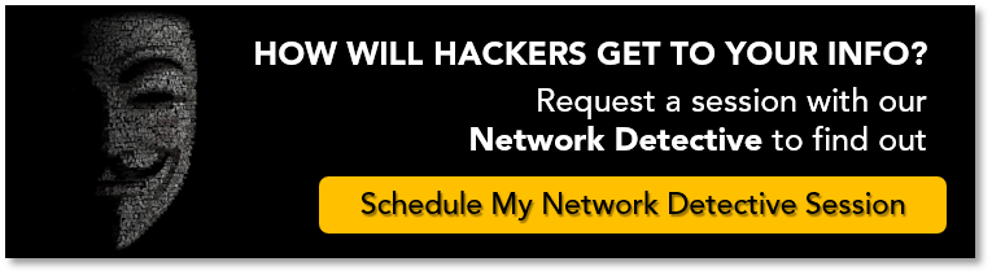 click here to schedule your session with the network detective