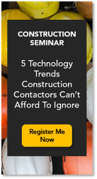 Click to get on the list for the construction seminar