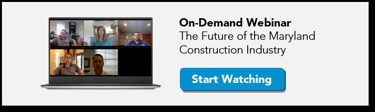 On Demand Construction Webinar
