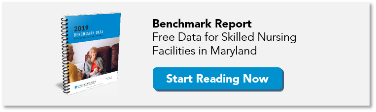 2019 Benchmark Study for Skilled Nursing Facilities in Maryland