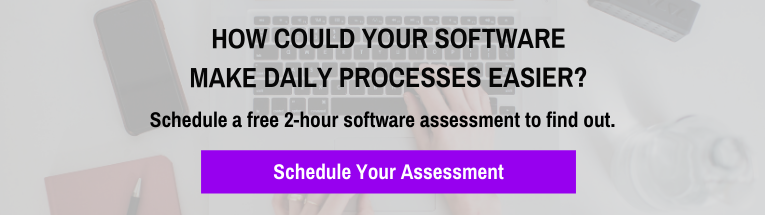 free software assessment with Chris Haiss