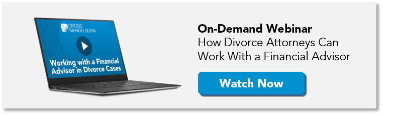 How Divorce Attorneys Can Work With a Financial Advisor Webinar