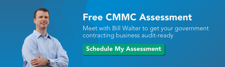 CMMC compliance for government contractors