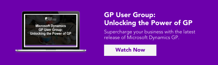 Watch Now | 2020 User Group Recording